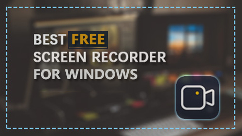 8 Totally Free Screen Recorder for Windows PC [2020 List]