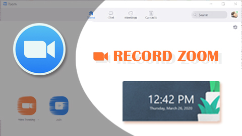 How to Record Zoom Meeting/Call with(out) Permission on PC