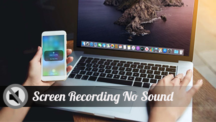 Fix Screen Recording with No sound on iPhone, Mac, Windows