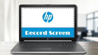 How to Screen Record on HP Laptop [3 Easy Ways]